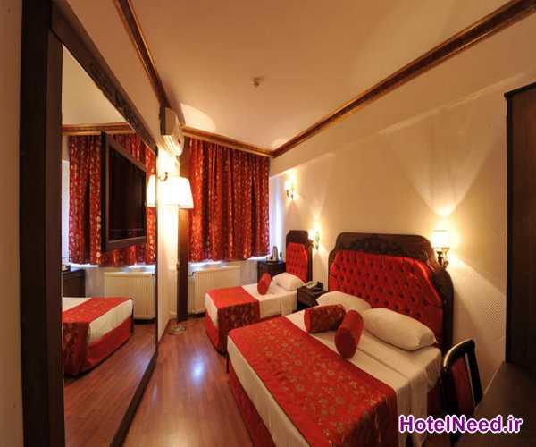 هتل مرکز استانبول