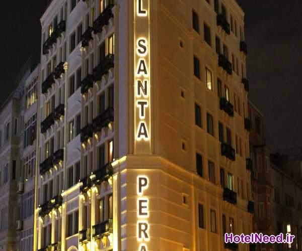 هتل سانتا پرا