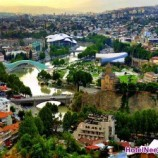 تصاویر تفلیس شهر  عاشقان