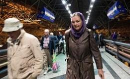 هجوم هتلسازان و گردشگران خارجی به ایران