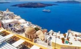 جزیره ای زیبا در یونان