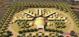 تصاویر دیدنی از اولین هتل کپری جهان در جنوب کرمان