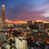 تصاویر بانکوک از آسمان