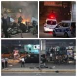تصاویری از مجروحان حادثه انفجار در فرودگاه آتاتورک استانبول