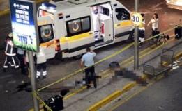 افزایش تلفات حمله به فرودگاه آتاتورک استانبول به ۲۸ نفر