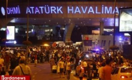 کاملترین تصاویر انفجار فرودگاه استانبول