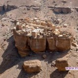 روستایی در یمن به سبک شهرهای ارباب حلقه ها