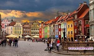 زیباترین شهرهای قدیمی اروپا