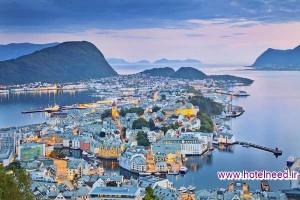 ۱۰ مکان برتر گردشگری در نروژ