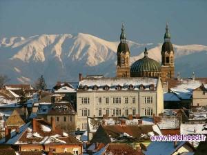 ۱۰ مکان برتر گردشگری در رومانیا Romania