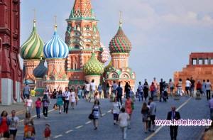 ۱۰ مکان برتر گردشگری در روسیه