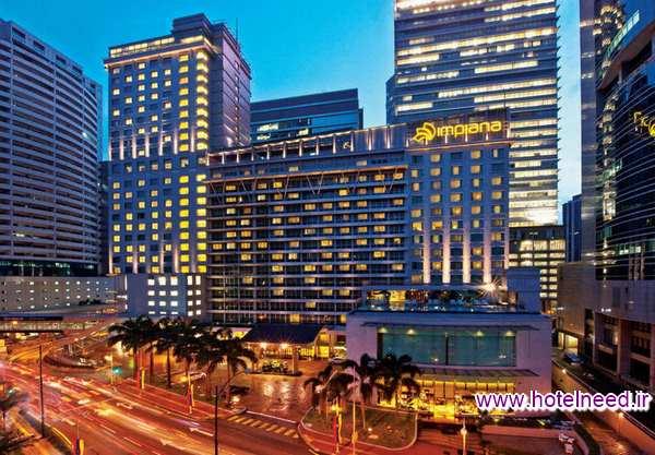 بهترین هتل های کی ال سی