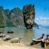 خاطرات تایلند جزیره جیمزباند