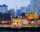 جاذبه های توریستی پنانگ مالزی