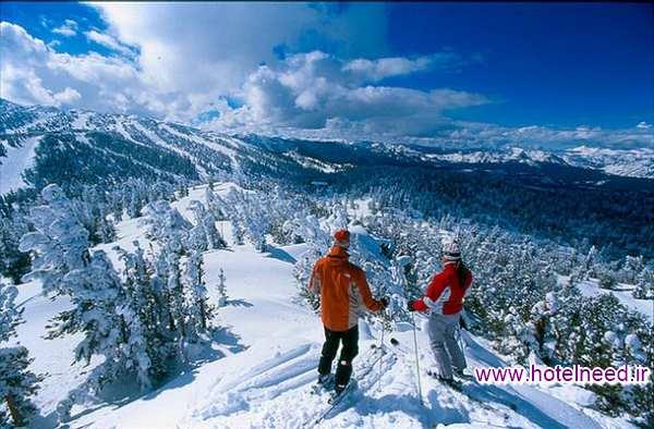 مکان های اسکی