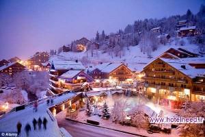 عاشقان اسکی بهترین مکان ها برای اسکی را بشناسید