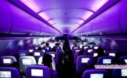 دلیل خاموشی چراغ های داخل هواپیما هنگام فرود و صعود