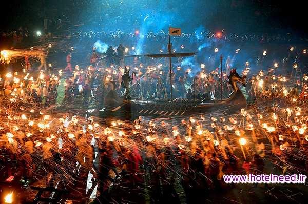 جشنواره وایکینگ ها