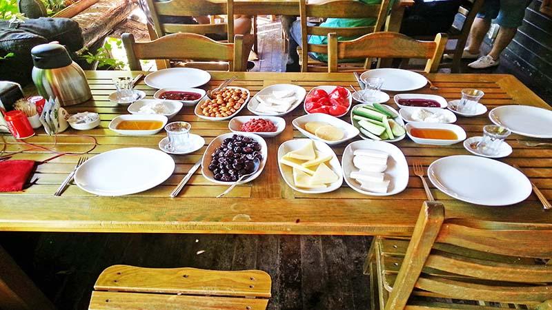 صبحانه استانبول