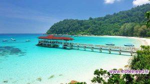 جزایر پرهنتیان مالزی