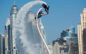 تفریحات هیجان انگیز آبی در دبی
