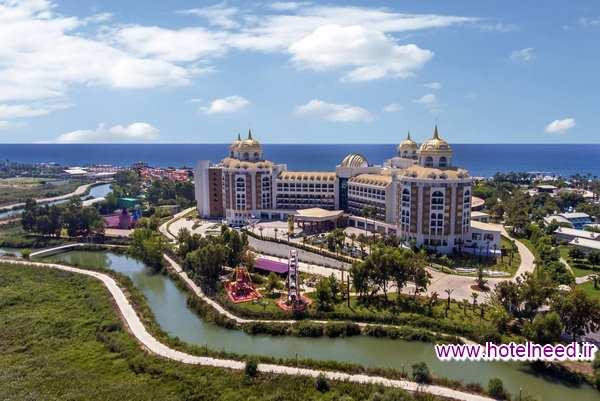 هتل دلفین بی گرند