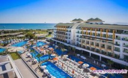 هتل پورت نیچر (Port Nature Luxury Resort Hotel&Spa) بلک (۵ ستاره)