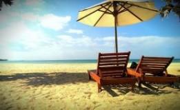 بررسی آماری سفرهای تابستانی با درصد