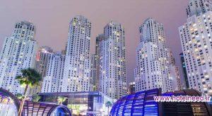 هتل ریکسوس پریمیوم دبی Rixos Premium Dubai hotel