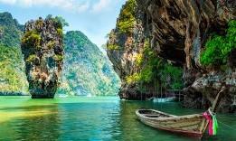 خلیج فانگنا – Phang Nga Bay