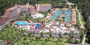هتل آی سی سان تای (IC Hotels Santai Family Resort) بلک (۵ ستاره یوآل)